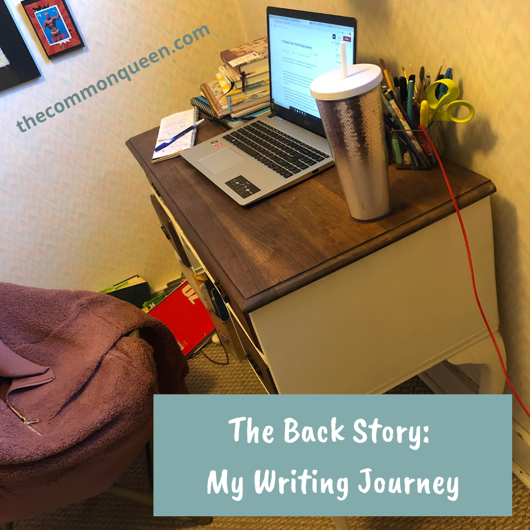 The Back Story_ My Writing Journey