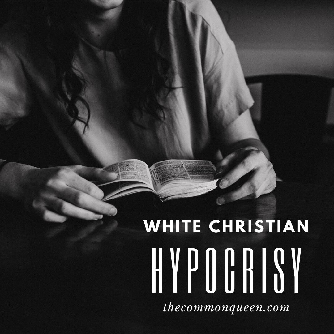 White christian